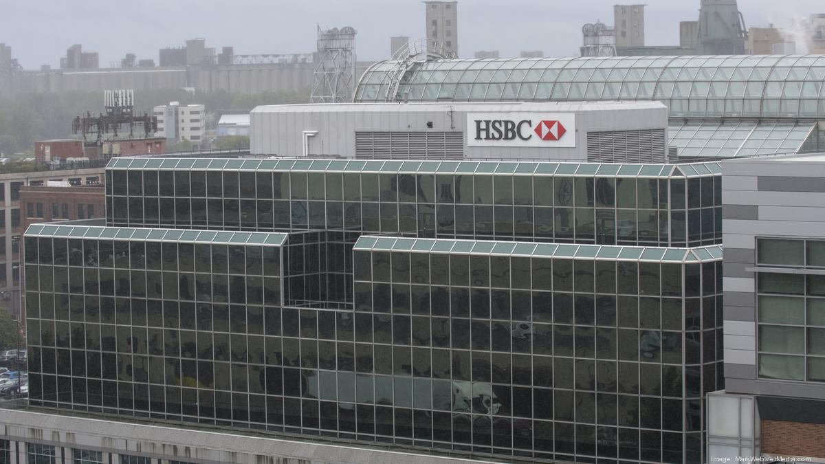 Buffalo is part of HSBC Bank's retail expansion plans