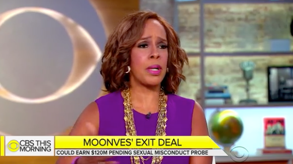 On Cbs This Morning Gayle King Criticizes Cbs For Lack Of Transparency In Moonves Investigation Bizwomen