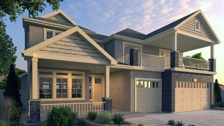 The Boulderado model at Green Valley Ranch, starting at $519,900.