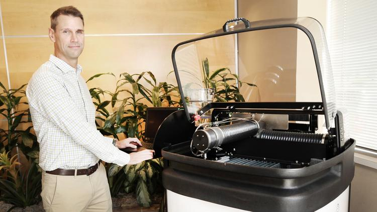Omax Corp  expands waterjet cutting machine business to