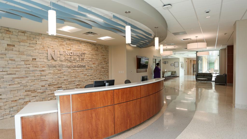 Novant Health, like Atrium Health, has plans for new local