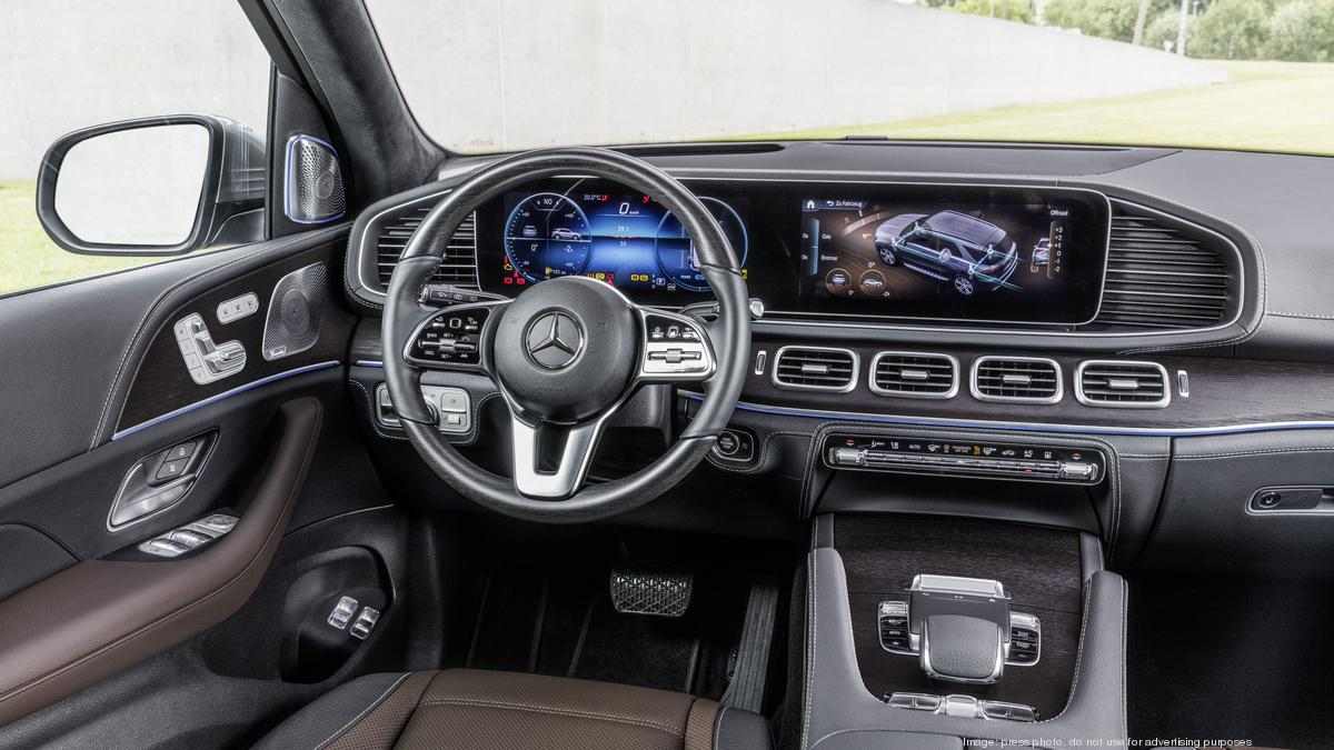 Automotive Minute Meet The U S Made Redesigned 2020 Mercedes Benz Gle Photos Atlanta Business Chronicle