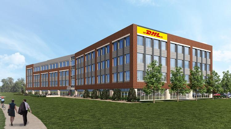 Dhl Locations Near Me >> Dhl Breaks Ground On 20m Westerville Headquarters