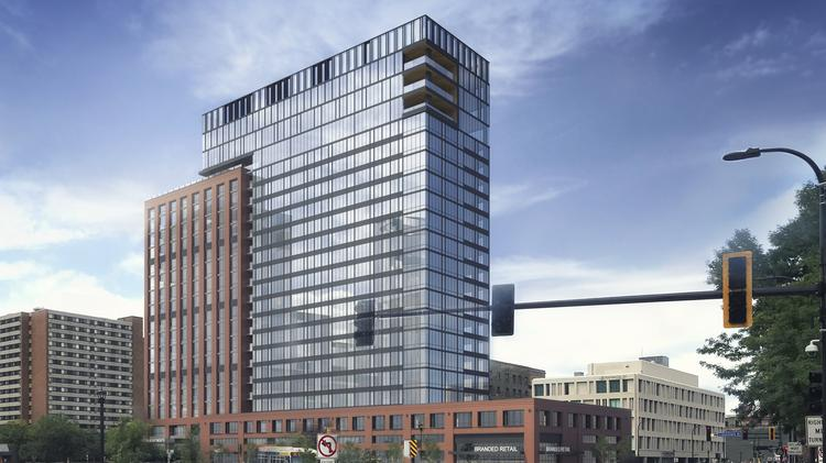 CA Ventures, Harlem Living working on plans for a 20-story