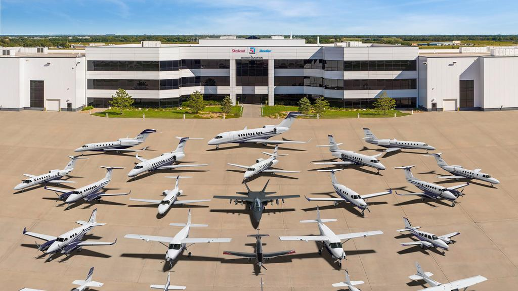 $1 5M permit pulled for facility conversion at Textron Aviation