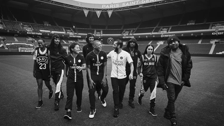 size 40 d3a9e 798d4 Nike s Jordan brand expands into soccer after deal with one of Europe s  biggest clubs