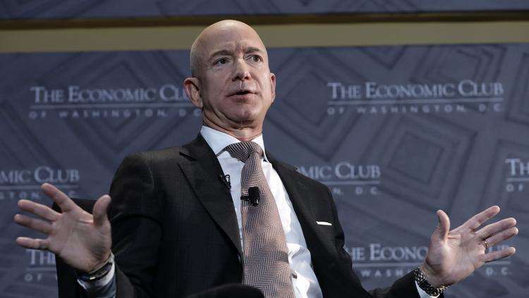 Insights Into Amazon Ceo Jeff Bezos Washington Business Journal