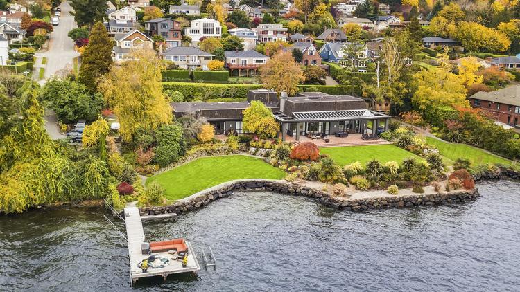 Patti Payne's Cool Pads: Windermere's waterfront living tour
