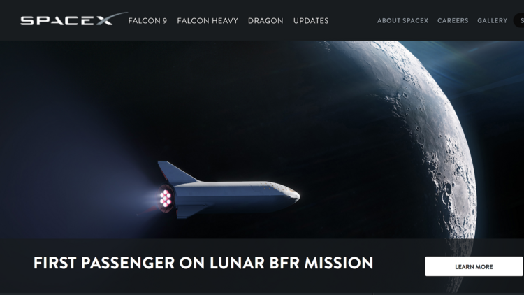SpaceX to name passenger for first private moon flight