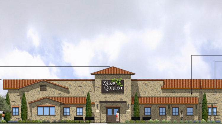 a new olive garden is planned for the former avenida restaurant site in minnetonka - Olive Garden Bloomington