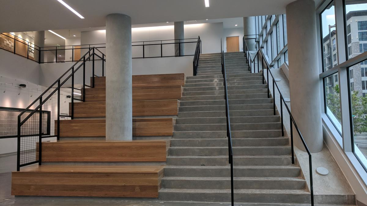 Photos Of Kinder Hspva S New Downtown Campus Houston Business Journal
