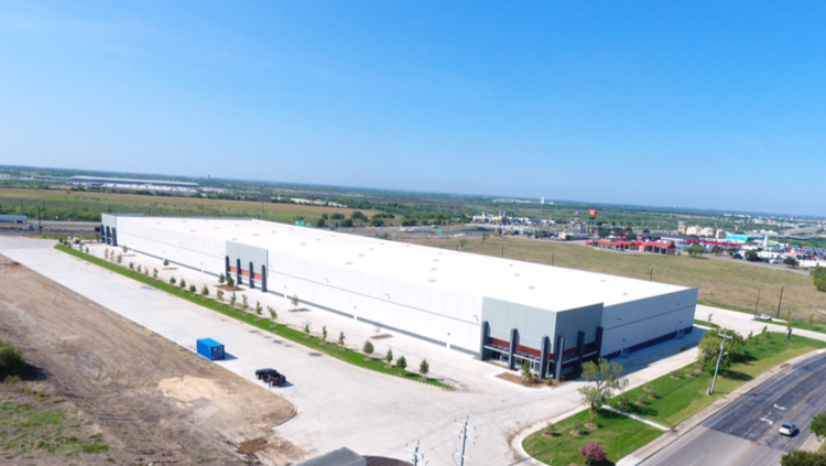 XPO Logistics signs 180,000-square-foot lease at Gateway10