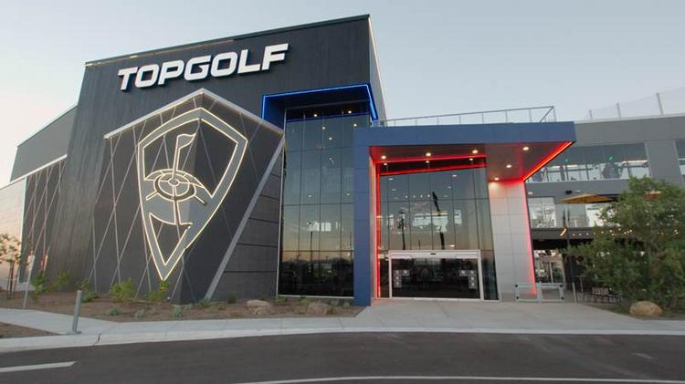 Topgolf sets opening date for Glendale location - Phoenix
