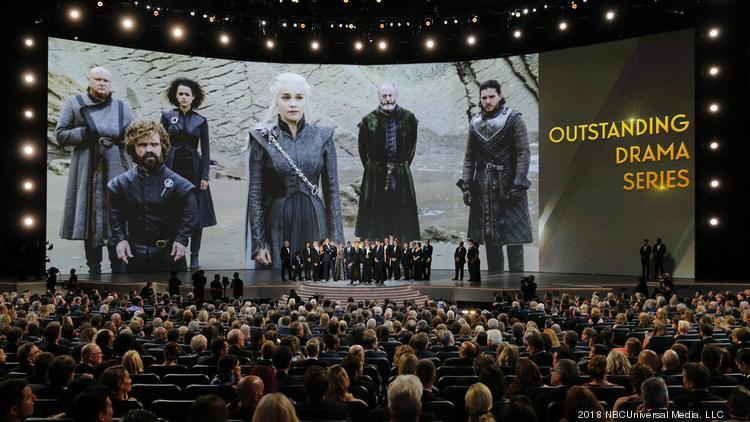 Netflix, Amazon make Emmy history - L A  Biz