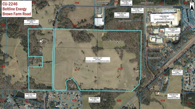 Report: Atlanta company eyes northwest Georgia solar energy