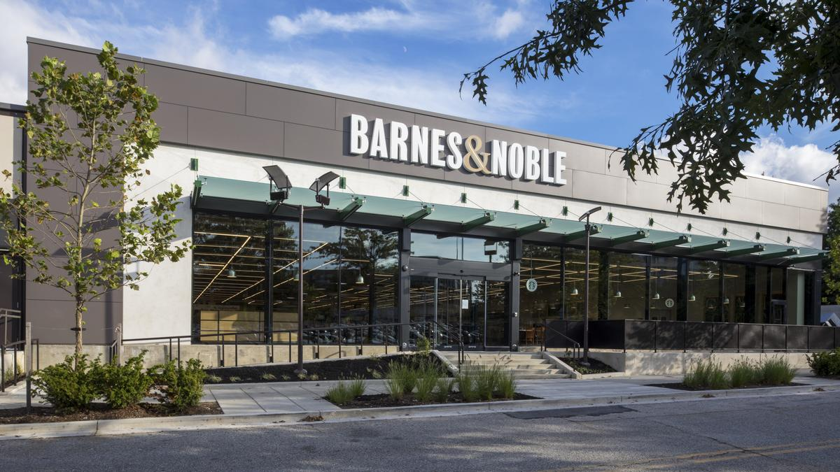 Barnes Noble Is Bringing Its New Concept To Columbia Sans The