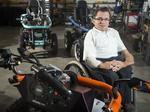 Entrepreneur: Tempe mobility vehicle manufacturer wants to change lives