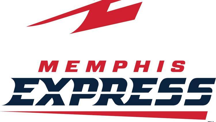 alliance of american football aaf reveals memphis express branding