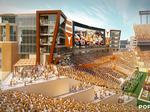 Design firm tapped for $175M expansion of UT football stadium
