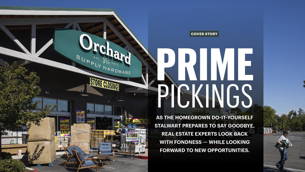 The effects of Orchard Supply Hardware's closure go beyond