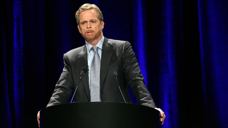 b8ead6094 Nike CEO and Chairman Mark Parker in September spoke about the company s  efforts to change a