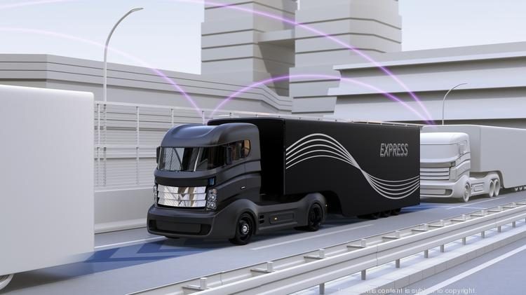 I-95 named second-best launchpad for autonomous trucking in