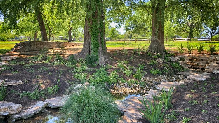 landscape architects showcase some of austin s best green spaces