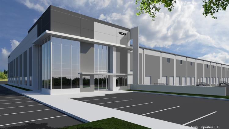 High Point West, an 89,440-square-foot industrial distribution center, broke ground in mid-August. It's located on a 7-acre parcel at 1039 Schlipf Road in Katy.