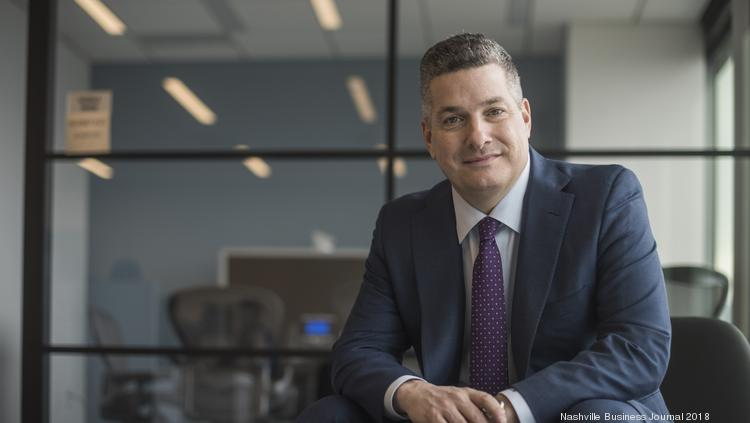 Nashville leadership shake-up at JPMorgan Chase - Nashville