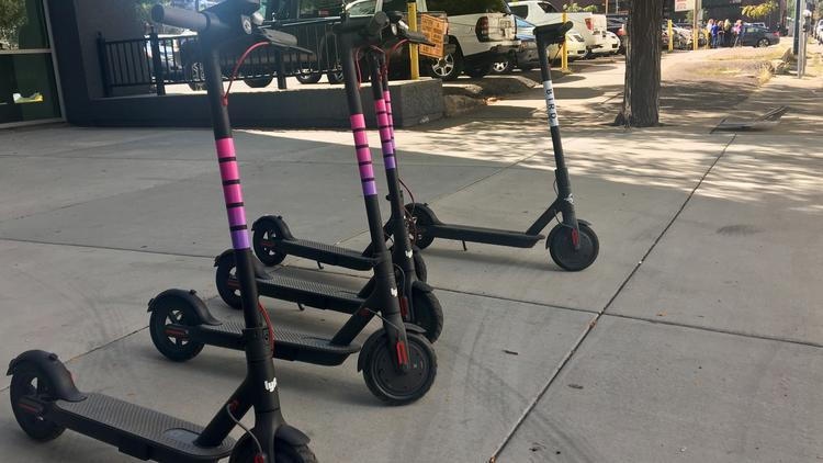 Here's how many scooters and e-bikes are cruising in Denver, and how