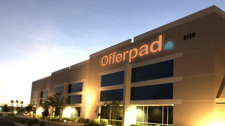 Offerpad Resumes Instant Homebuying
