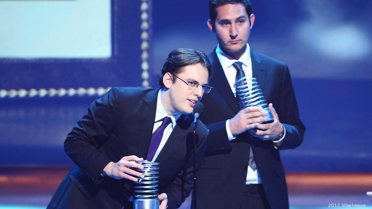 Exits of Instagram founders Kevin Systrom and Mike Krieger