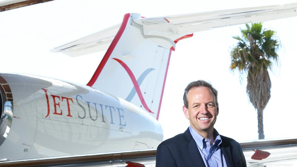 JetSuiteX launches flights between Boeing Field and Bay Area