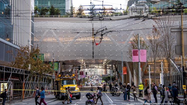the transbay transit center has been shut down amid concerns about a