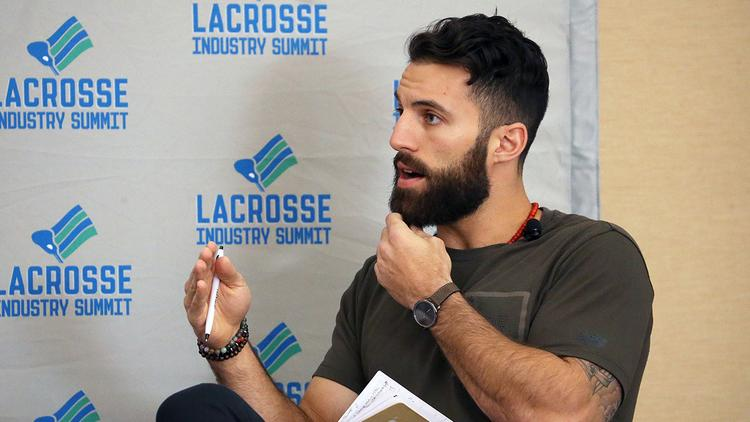paul rabil led group to form new professional outdoor lacrosse