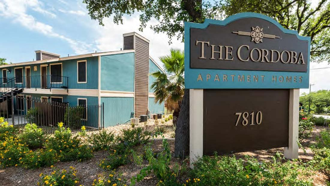 Austin Based Gva Real Estate Group Buys The Cordoba