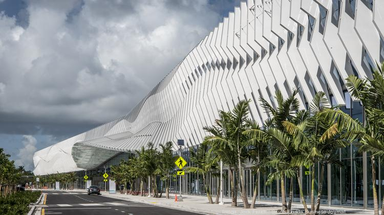 Miami Beach Convention Center Reopens