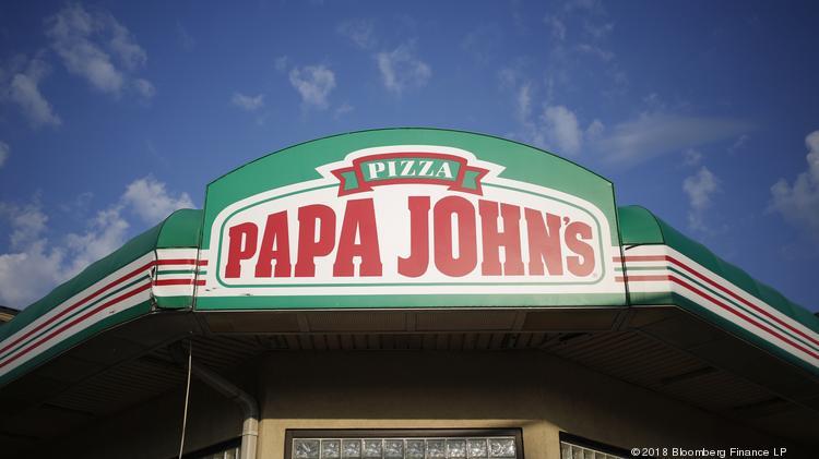 Papa John's, DoorDash in national delivery deal - Louisville
