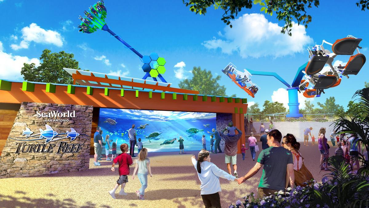 Seaworld San Antonio Aquatica Adding New Rides And