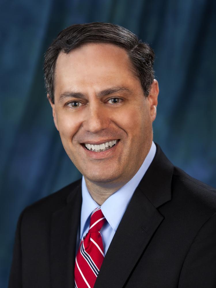 Matt Bergheiser, executive director, University City District.