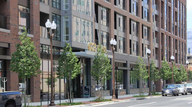 Chevy Chase Land Co. now owns 672 Flats in Ballston.