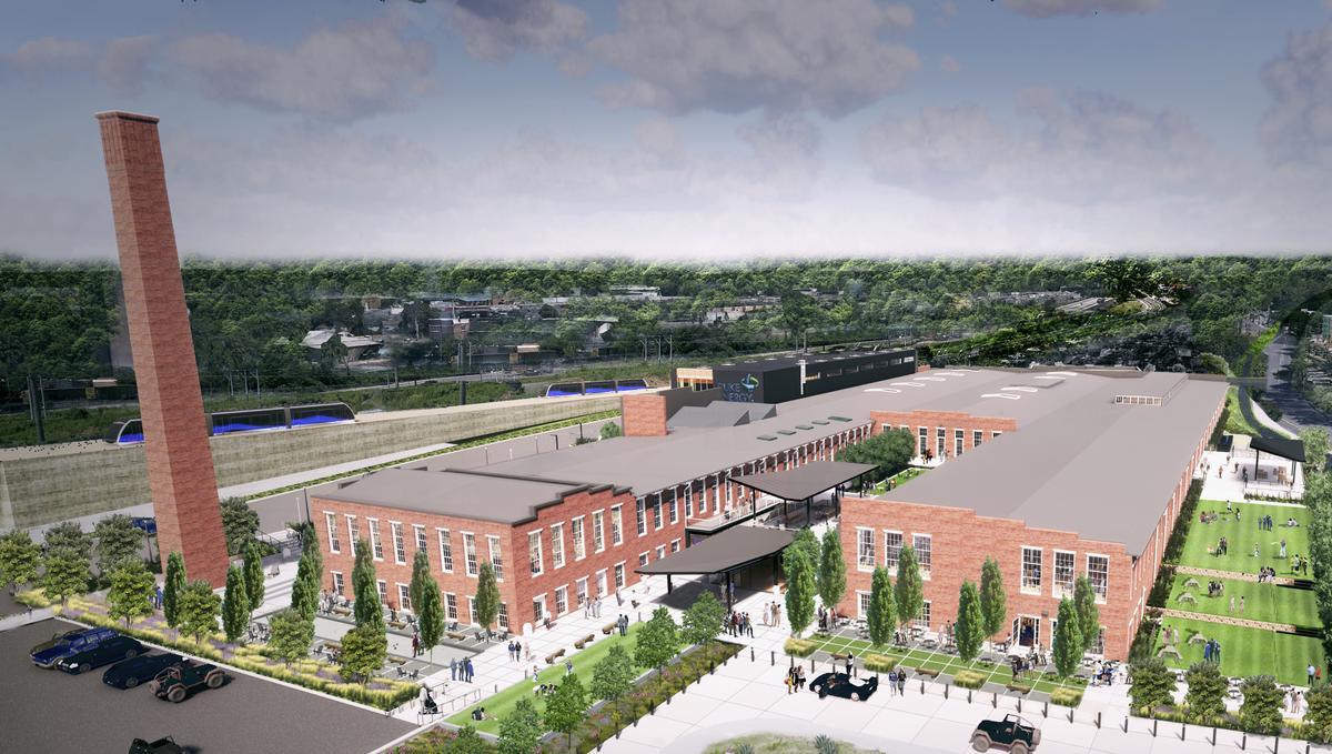 Restaurants Join 60m Optimist Park Project Charlotte Business Journal