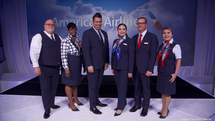 American Airlines Employees Vote On New Uniform Design Chicago