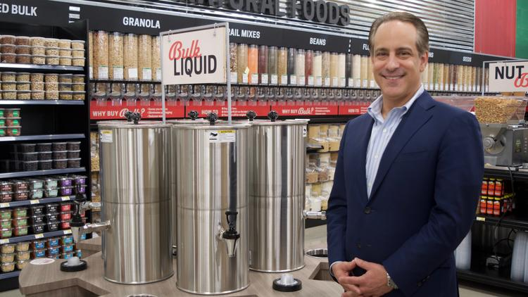 Earth Fare CEO Frank Scorpiniti said the ammount of families and focus on healthy living in Lake Nona was a major draw for the company.