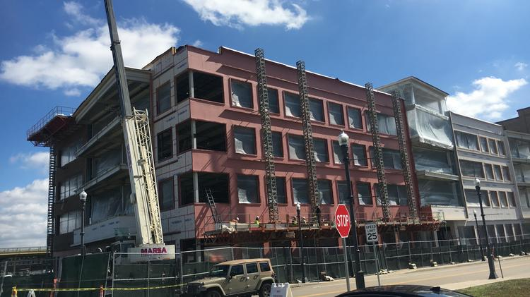 Facebook Leasing Space In District 15 In The Strip District
