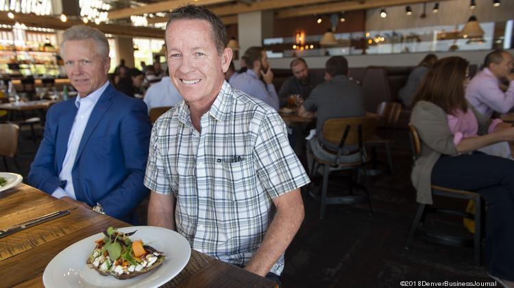 Kevin Taylor Adds New Restaurants In Broomfield Denver