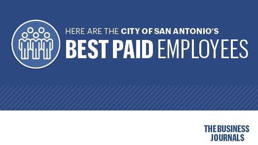 public payrolls city of san antonio highest paid employees sheryl