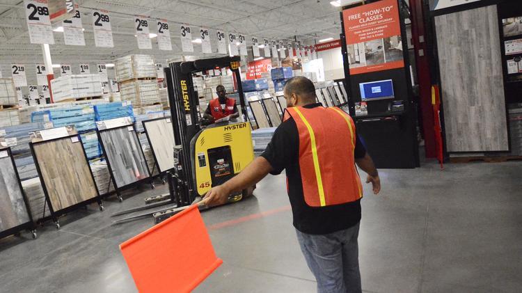 Atlanta Area Retailer Floor Decor Planning Second Sa Store