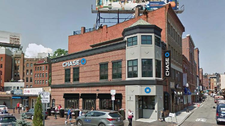 JPMorgan Chase to open 50 retail branches in Boston area