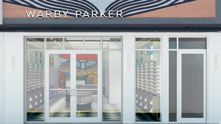 Warby Parker Opens In Rice Village Other Retailers Sixty Vines